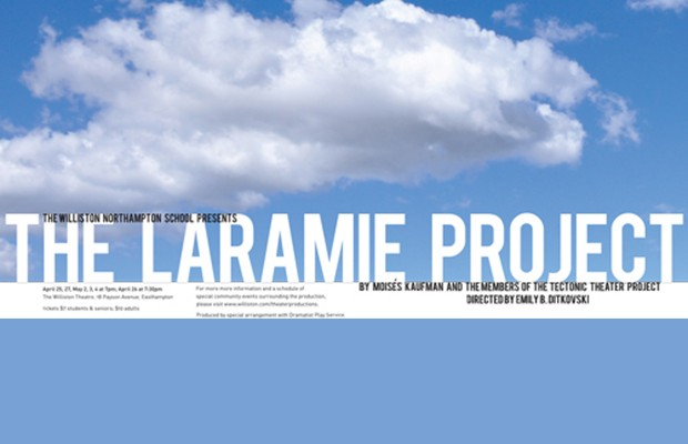 The Laramie Project: At Williston-Northampton