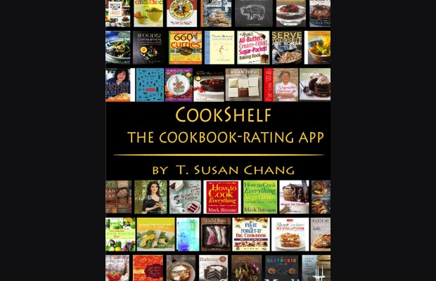Whet your (App)etite: T. Susan Chang's new Cookbook App
