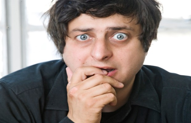 Eugene Mirman wants you to leave