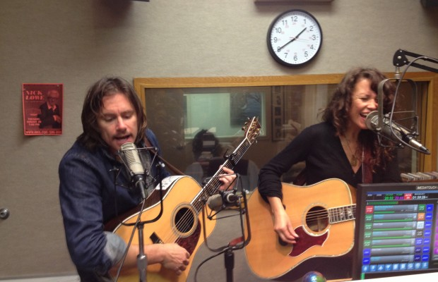 Couple's Therapy with Sarah Lee Guthrie & Johnny Irion