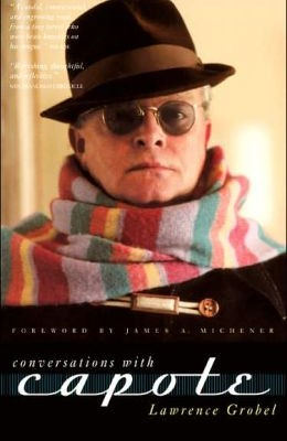 'Conversations with Capote' by Lawrence Grober