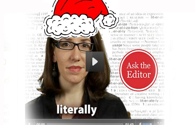 Word Nerd: Put the Christ Back in Xmas?