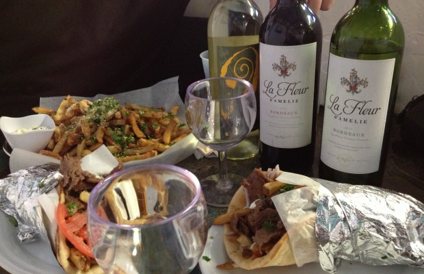 Wine Snob: Gyro Hero