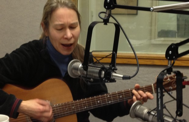 Nerissa Nields Pens A Song That is Monte's 'Are You Out There'