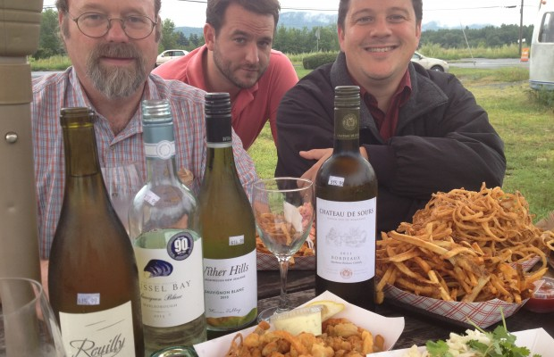 Wine Snob: Out of The Bunker At Captain Jack's